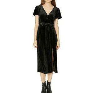 Sanctuary Velvet Sheath Dress